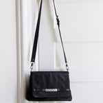 GMACK CROSSBODY - Black Snake Veg