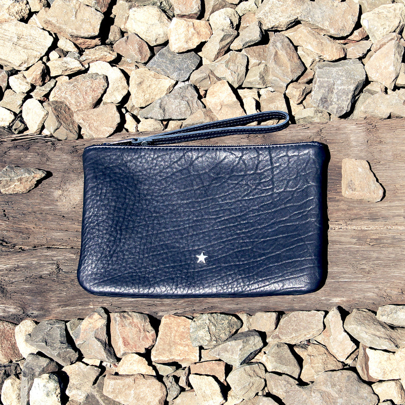 PMACK CLUTCH - Black Buffalo