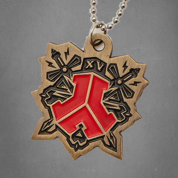 Defqon.1 necklace, victory forever