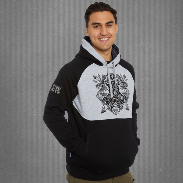 Defqon.1 victory sweater, men