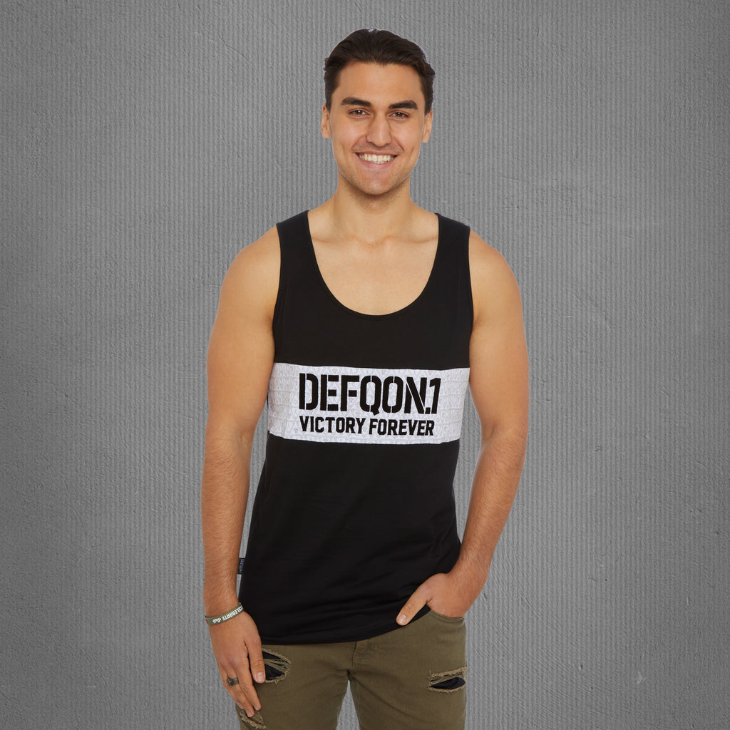 Defqon.1 victory forever tank, men