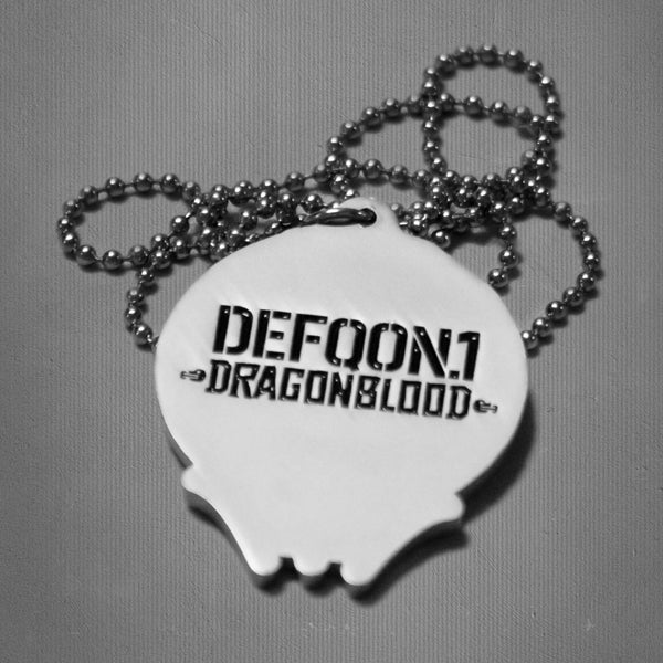 Defqon.1 necklace, Dragonblood
