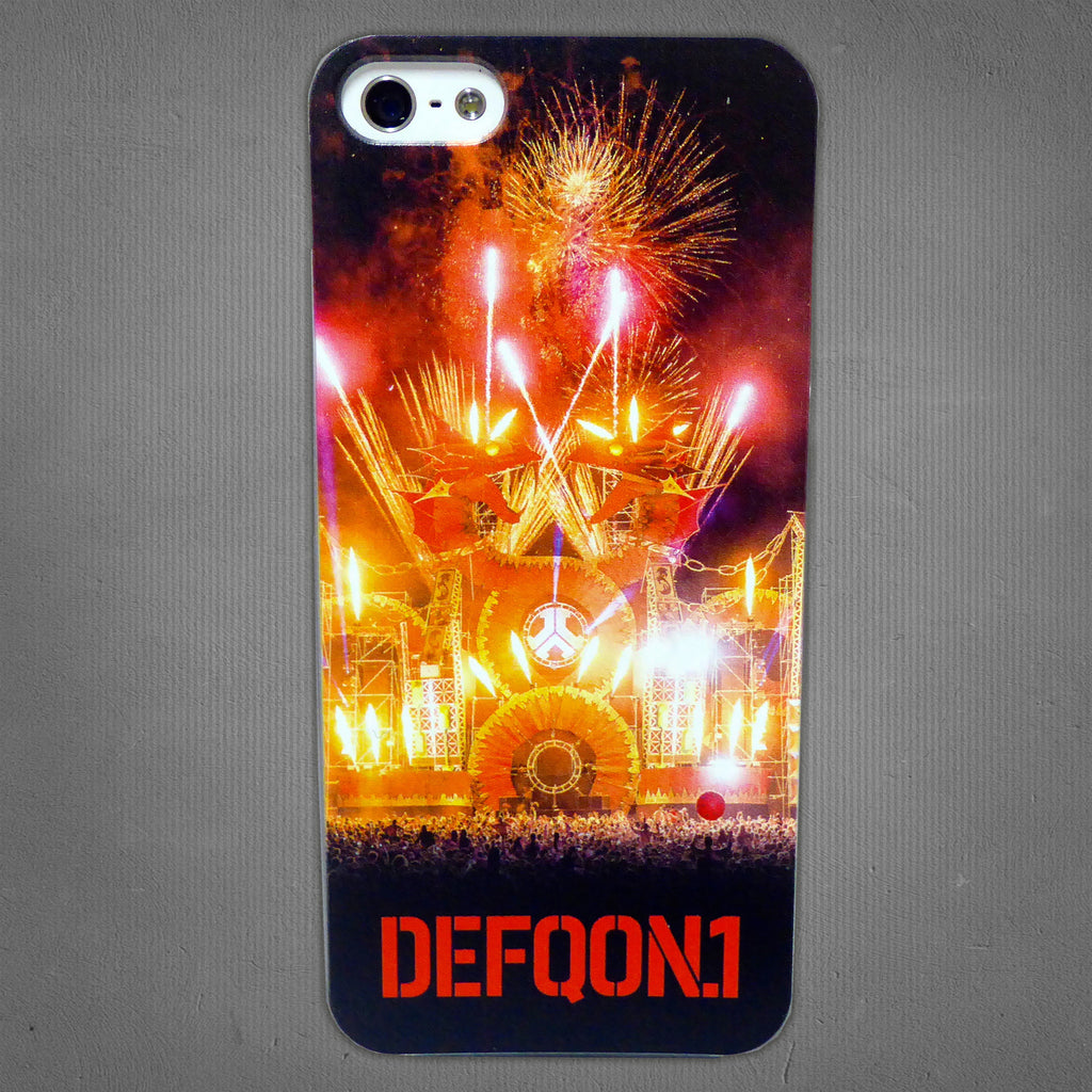 Defqon.1 mainstage iPhone5 case