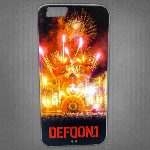 Defqon.1 mainstage iPhone6 case