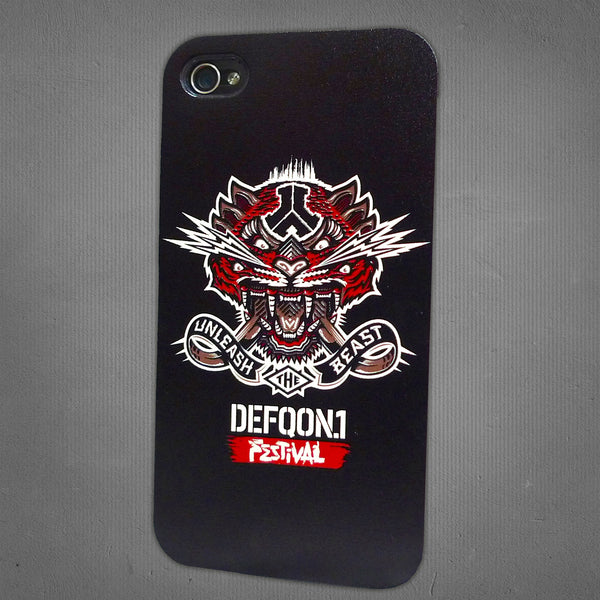 Defqon.1 Festival iPhone4 case