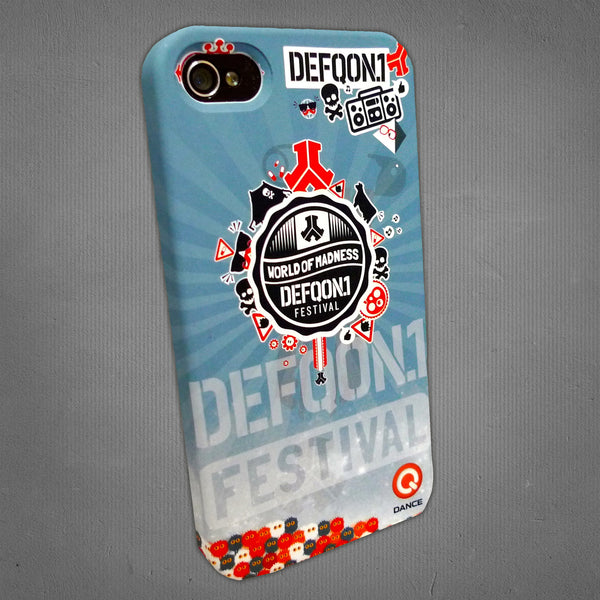 Defqon.1 iPhone 4 case World of Madness