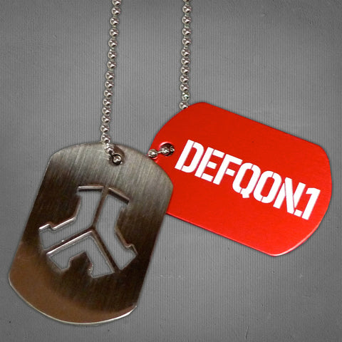 Defqon.1 necklace
