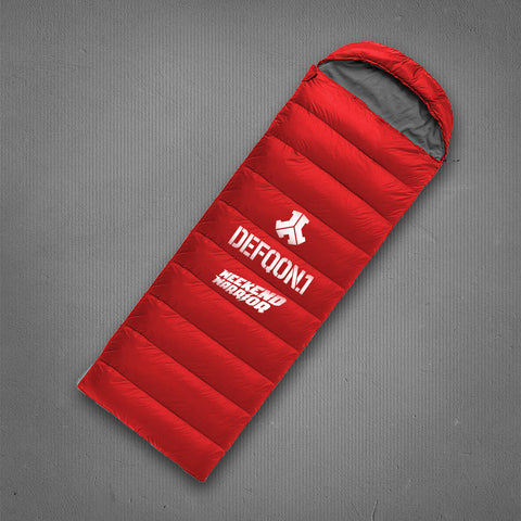 Defqon.1 sleeping bag