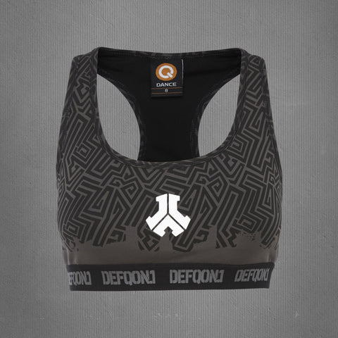 Defqon.1 sports bra, women