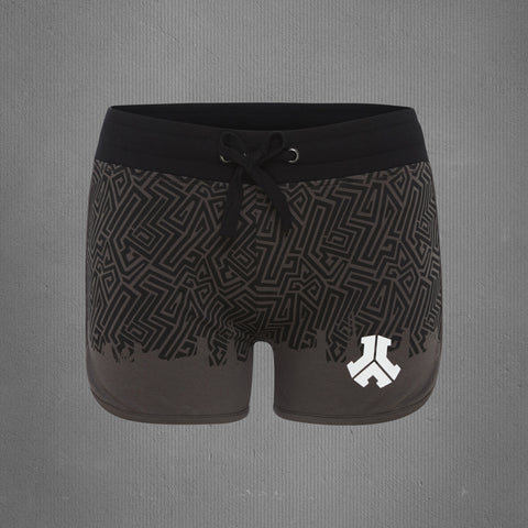 Defqon.1 hot pants, women