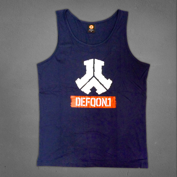 Defqon.1 tank navy, men