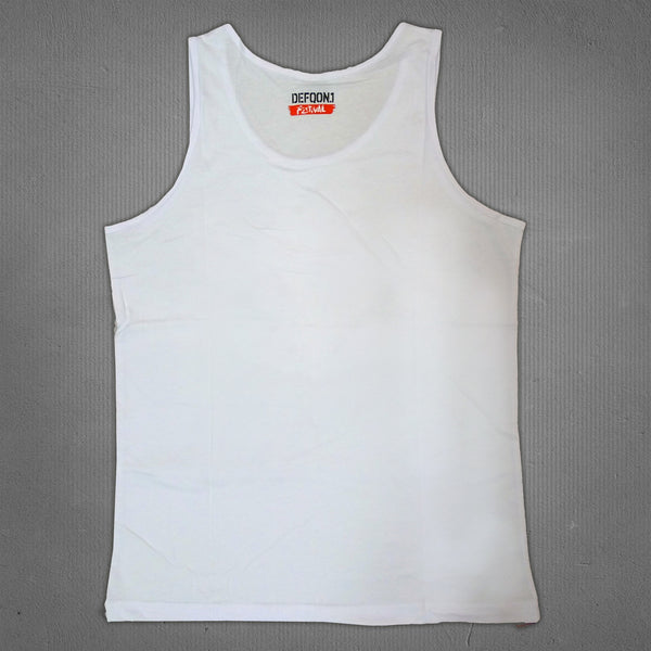 Defqon.1 tank white, men