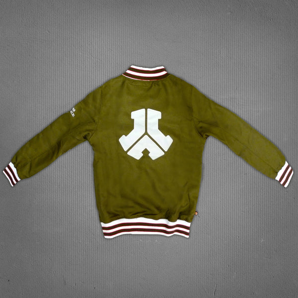 Defqon.1 baseball jacket, men