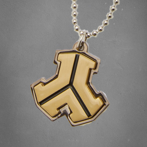 Defqon.1 necklace (double-layered)