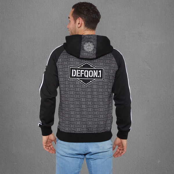 Defqon.1 signature track jacket, men