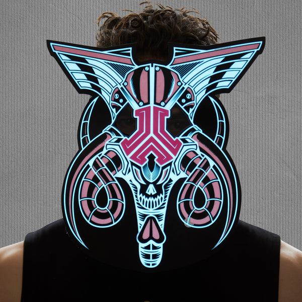 Defqon.1 LED facemask
