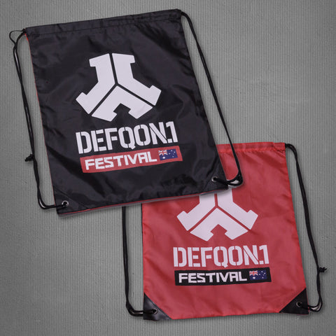 Defqon.1 drawstring bag