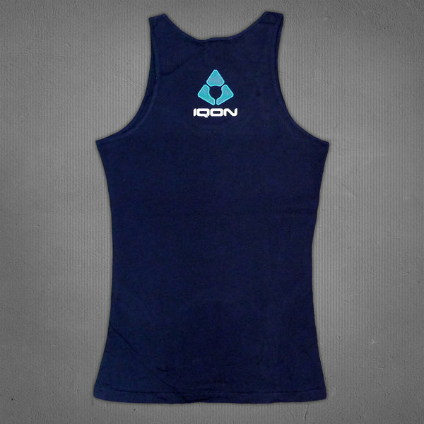 IQON tank top navy, women