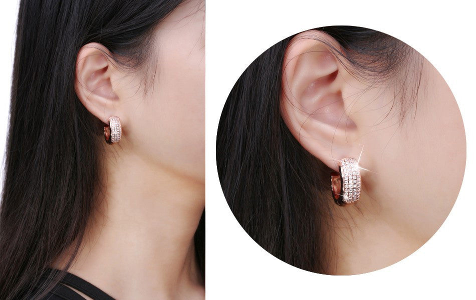 BRILLIANT STARS CRYSTAL EARRINGS