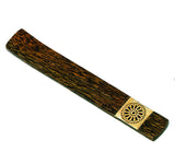 Unpainted Wooden Incense Holders
