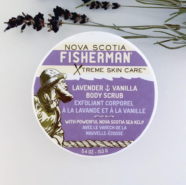Nova Scotia Fisherman Body Scrub