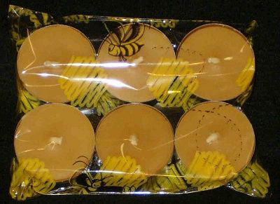 Soul Scents Beeswax Candles - Tealights