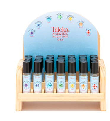 Triloka Chakra Roll-On Anointing Oils