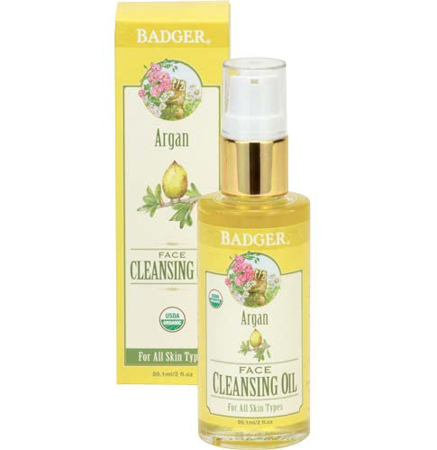 Badger Face Cleansing Oil