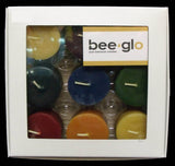 Soul Scents Beeswax Candles - Chakra Sets