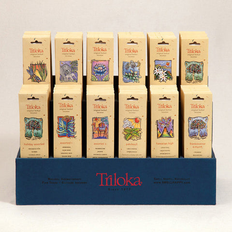 Triloka Original Herbal Incense Sticks