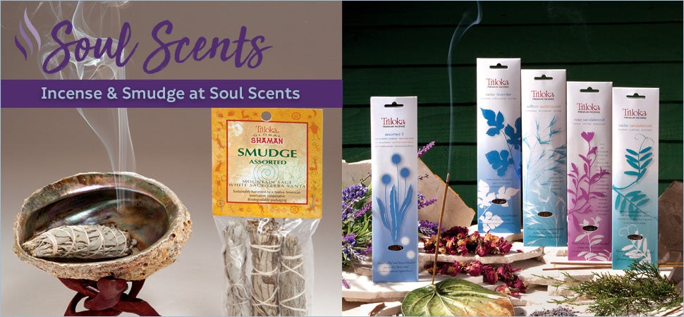 Have a look at the newest products at Soul Scents