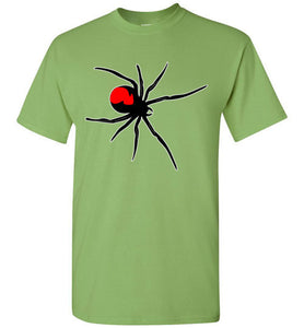 Scary Spider T-shirt - TShirtLaughFactory.com