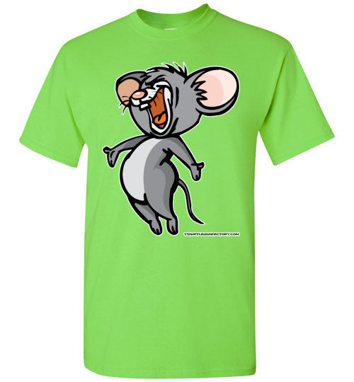 Singing Mouse T-shirt - TShirtLaughFactory.com