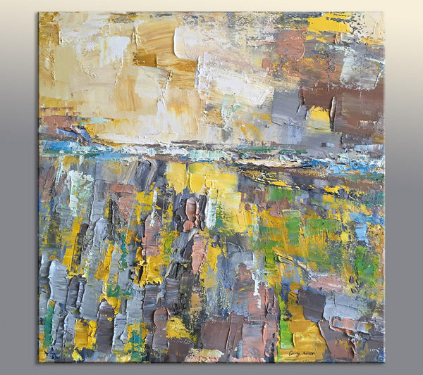 Oil Painting, Abstract Landscape Painting, Original Abstract Painting, Abstract Canvas Painting, Painting Abstract, Large Wall Art Painting