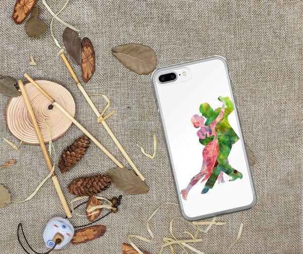 Tango Dance iPhone Case, iPhone 7/7 Plus Case, iPhone 8/8 Plus Case, iPhone 6 Case, iPhone 6s Case, iPhone 6s Plus Case, iPhone X Case