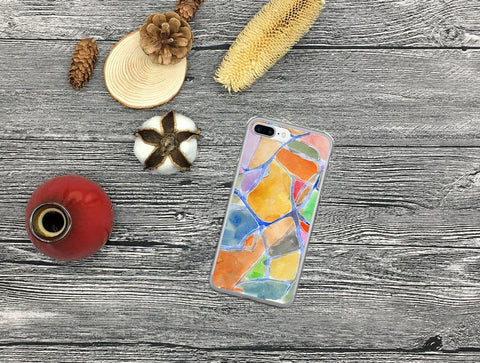 Abstract iPhone Case, iPhone 7/7 Plus Case, iPhone 8/8 Plus Case, iPhone 6 Case, iPhone 6s Case, iPhone 6s Plus Case, iPhone X Case