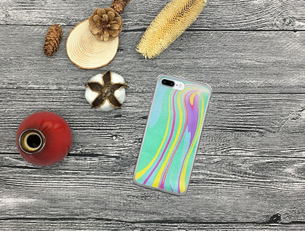 Abstract iPhone X Case, iPhone 8 Plus Case, iPhone Cases, iPhone 6/6s Case, iPhone 6 Plus/6s Plus Case, iPhone 7/7 Plus Case, iPhone 8 Case