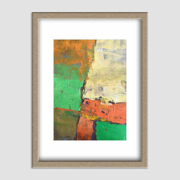 Abstract Painting, Original Artwork, Kitchen Wall Decor, Abstract Art, Small Canvas Painting, Canvas Art, Abstract Wall Art, Modern Art