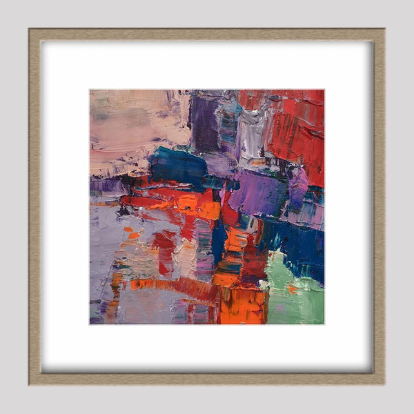 Oil Painting Original, Small Abstract Art, Abstract Canvas Art, Contemporary Wall Art, Bathroom Wall Decor, Modern Art, Painting Abstract