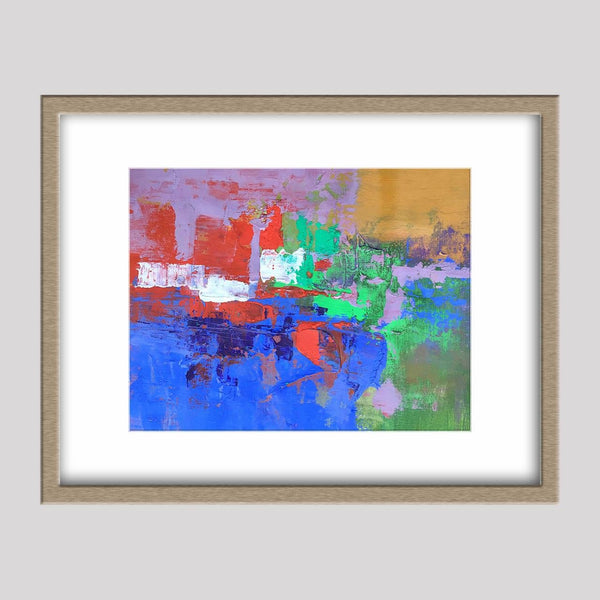 Oil Painting, Abstract Canvas Art, Canvas Wall Art, Original Art, Contemporary Painting, Small Abstract Painting, Kitchen Art, Abstract Art