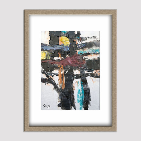 Abstract Painting, Modern Painting,  Original Abstract Art,  Abstract Canvas Painting,  Rustic Wall Decor,  Painting Abstract,  Canvas Art