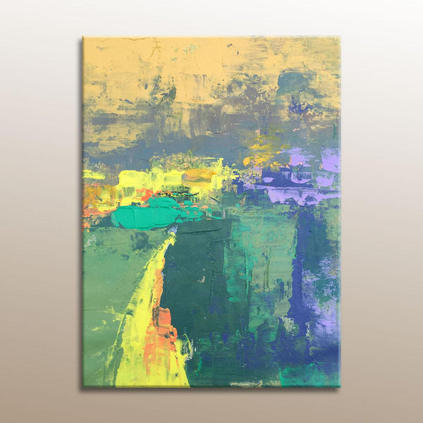 Abstract Canvas Painting, Modern Painting,  Small Canvas Painting,  Living Room Art,  Abstract Art, Wall Art,  Original Abstract Painting