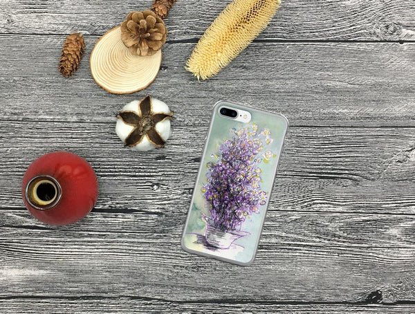 iPhone X Case, Floral iPhone Case, iPhone 7/7 Plus Case, iPhone 8/8 Plus Case, iPhone 6 Case, iPhone 6s Case, iPhone 6s Plus Case