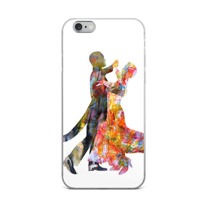 Tango Dancer iPhone Case, iPhone 7/7 Plus Case, iPhone 8/8 Plus Case, iPhone 6 Case, iPhone 6s Case, iPhone 6s Plus Case, iPhone X Case