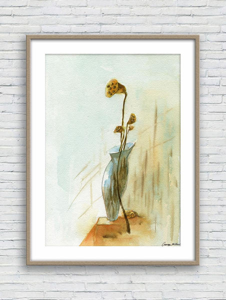 Print Wall Art, Watercolor Art, Abstract Art, Art, Artwork And Prints For Walls, Modern Art Print, Original Art Watercolor, Floral Painting