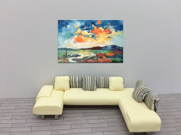 Abstract Painting, Large Art, Extra Large Wall Art, Oil Painting, Canvas Art, Abstract Art, Original Abstract Painting, Modern Painting, Art