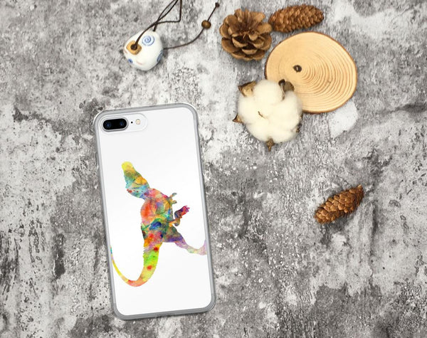 Dinosaur iPhone Case, iPhone 7/7 Plus Case, iPhone X Case, iPhone 8/8 Plus Case, iPhone 6 Case, iPhone 6s Case, iPhone 6s Plus Case