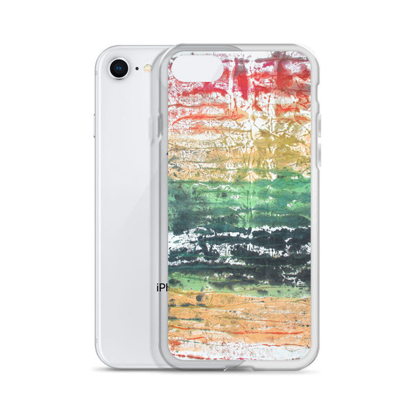 Abstract Art iPhone Case, iPhone 7 Case, iPhone 7 Plus Case, iPhone 8 Case, iPhone 8 Plus Case, iPhone 6/6s, 6/6s Plus Case, iPhone X Case