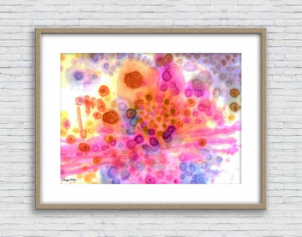 Abstract Watercolor Print, Wall Art Prints, Abstract Watercolor Print, Art Print Watercolor, Artwork Original, Modern Art Print