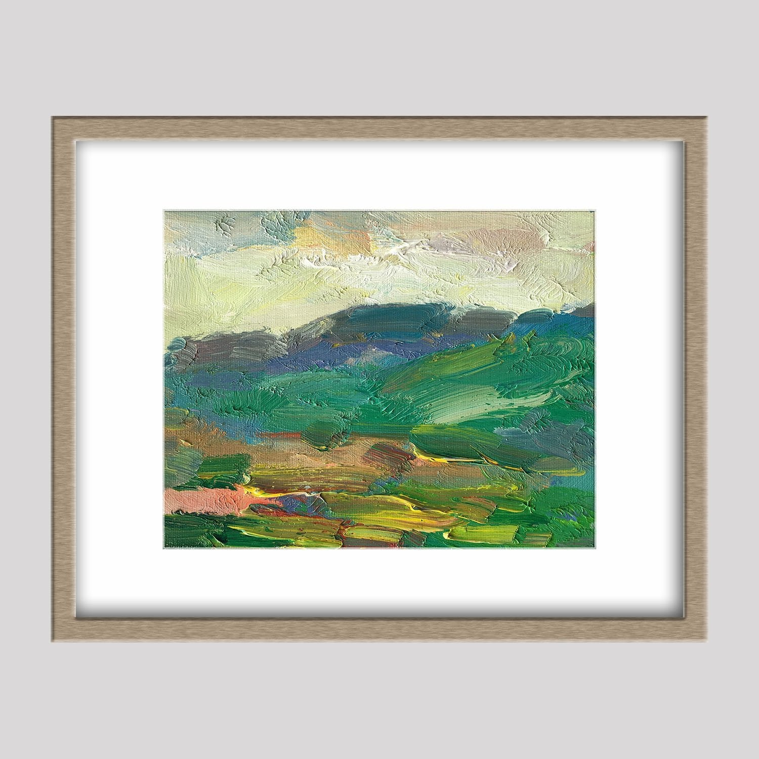 Oil Painting Landscape, Contemporary Painting, Small Canvas Painting, Abstract Painting, Abstract Canvas Art, Oil Painting Original